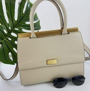 Alberta di Canio Crossbody Handbag genuine Leather